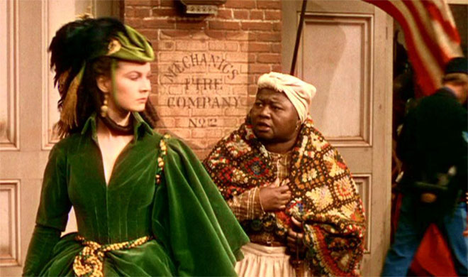 Scarlett's green velvet dress in Gone with the Wind- India TV Hindi