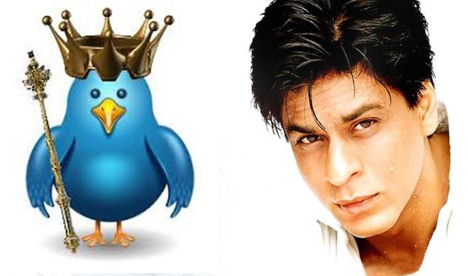 शाहरुख खान, ट्विटर- India TV Hindi