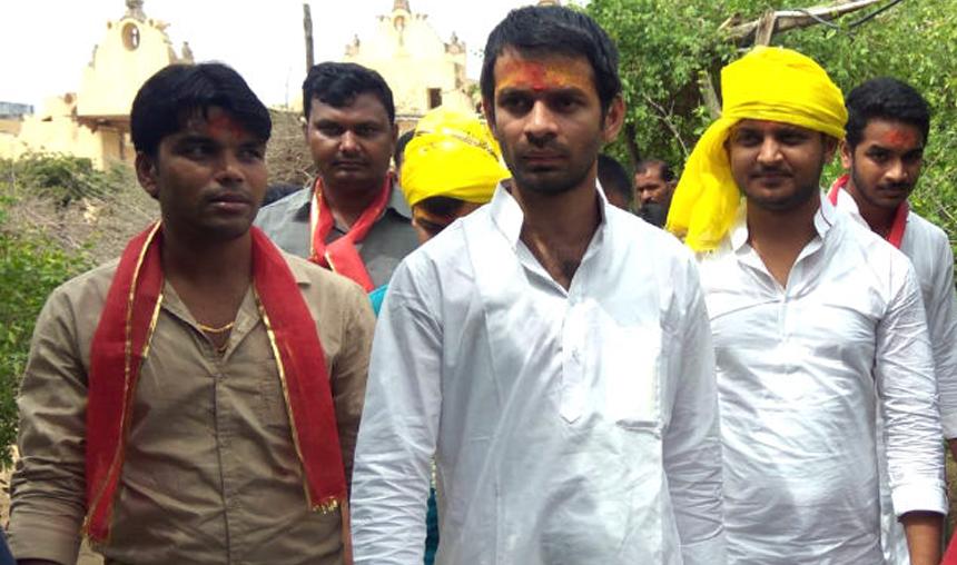 Tej-Pratap-Yadav-claims-CM-Nitish-Kumar-let-ghosts-loose-in-my-house- India TV Hindi