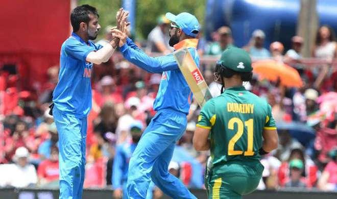 भारत और दक्षिण अफ्रीका- India TV Hindi