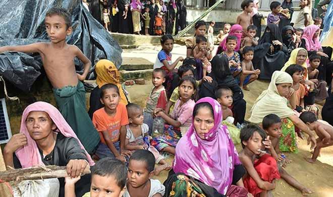 rohingya muslims- India TV Hindi