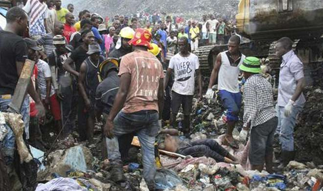 17 killed in garbage dump collapse in Mozambique- India TV Hindi
