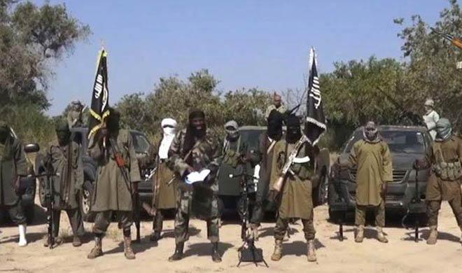 Nigeria Boko Haram attacked girls boarding school- India TV Hindi