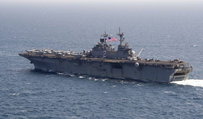 US will continue patrol in South Chinese Sea- India TV Hindi