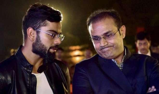 वीरेंद्र सहवाग और...- India TV Hindi