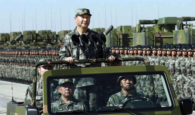 Xi Jinping can remain Chinese president as CPC proposes removal of term limit   AP Photo- India TV Hindi