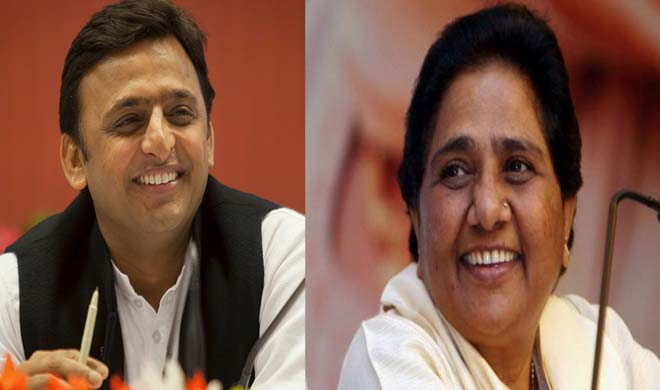 akhilesh yadav and mayawati- India TV Hindi