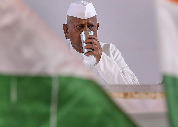 social activist anna hazare- India TV Hindi