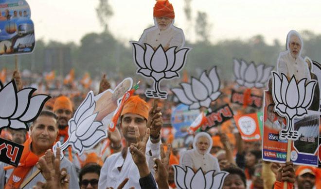 BJP working on new strategy to win 9th Rajya Sabha seat from Uttar Pradesh   PTI- India TV Hindi