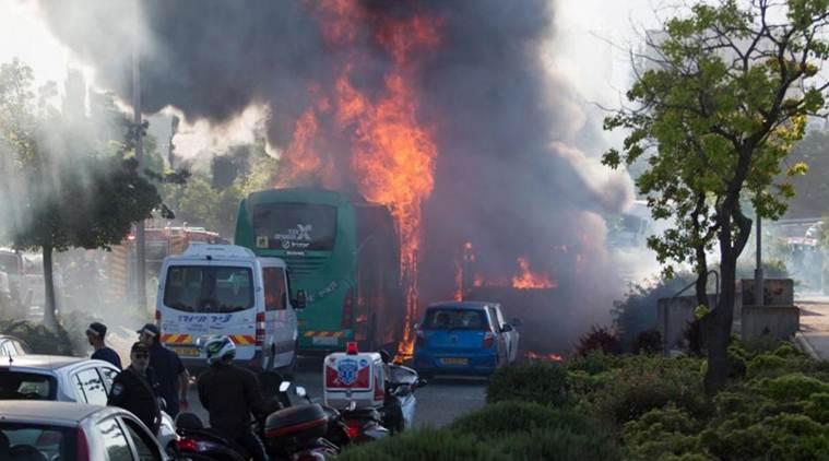 Thailand bus fire- India TV Hindi