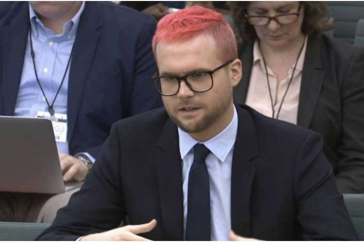 Christopher Wylie- India TV Hindi