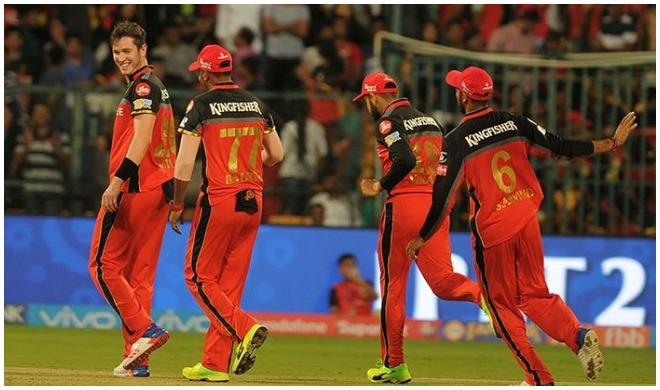 रॉयल चैलेंजर्स...- India TV Hindi