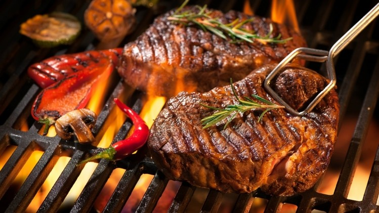 Grilled meat- India TV Hindi