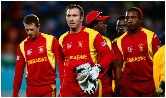 जिम्बाब्वे टीम- India TV Hindi