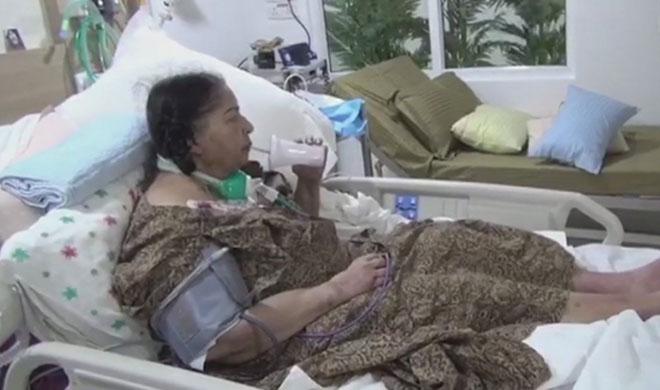 Jayalalithaa, when she was admitted at Chennai's Apollo...- India TV Hindi