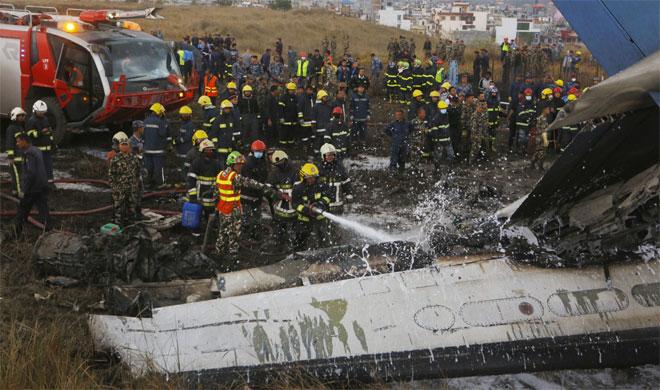 Kathmandu plane crash | PTI Photo- India TV Hindi