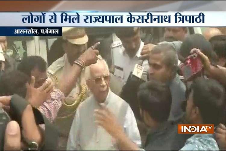 Asansol Violence- India TV Hindi