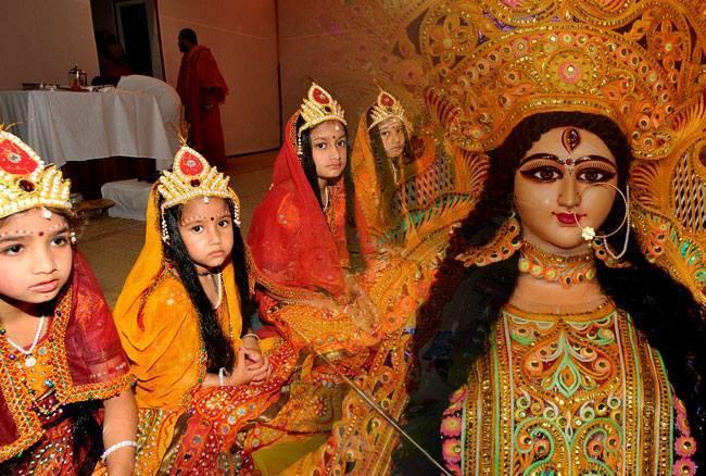 Chaitra navratri shubh muhurat for kanjak kanya poojan and...- India TV Hindi