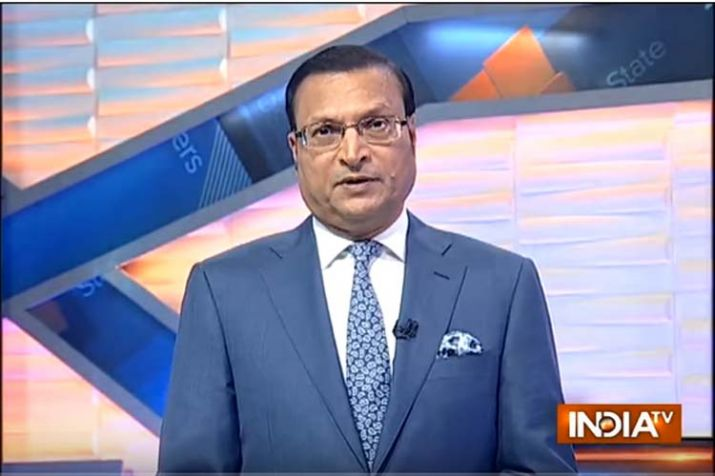 Rajat Sharma Blog- India TV Hindi