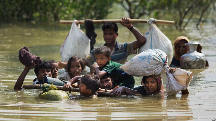 United Nations chief warns of monsoon's threat to Rohingya | AP Photo- India TV Hindi
