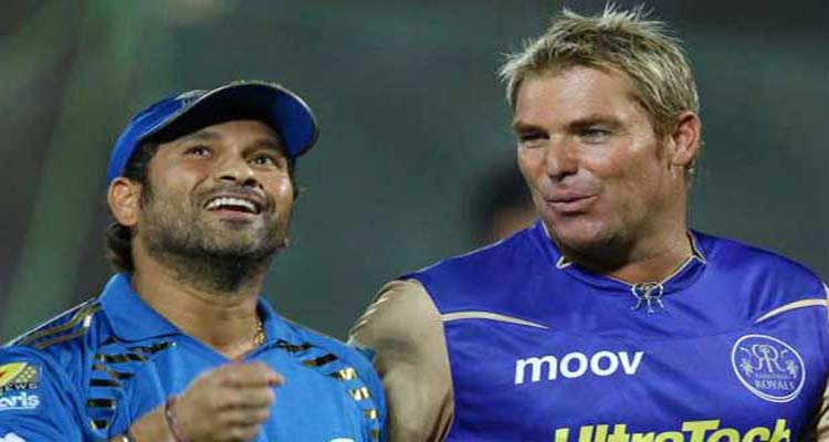 sachin, shane warne- India TV Hindi