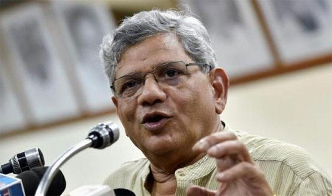 Sitaram Yechury | PTI Photo- India TV Hindi