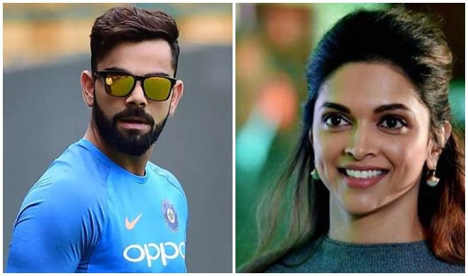 विराट कोहली और दीपिका...- India TV Hindi