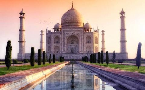 Taj mahal Agra - India TV Hindi