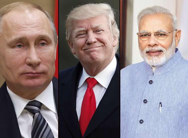 Modi, Putin, Trump among TIME most influential people...- India TV Hindi