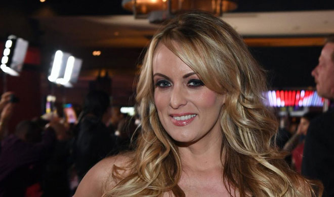 porn star stormy daniels shares memory spent with...- India TV Hindi