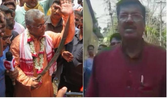 बीजेपी बंगाल अध्यक्ष...- India TV Hindi