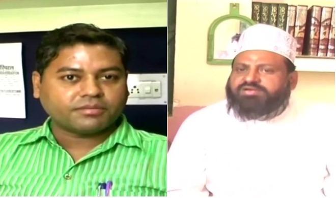 अर्शद मंसूरी और...- India TV Hindi