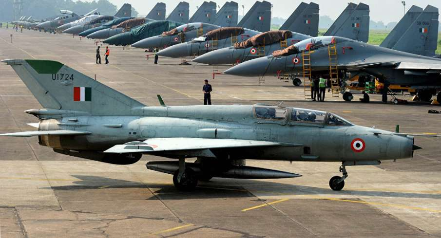 Indian Air Force begins process to procure 110 fighter jets worth $15 billion- India TV Hindi