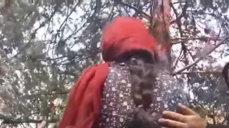 Iran police's assault on woman over hijab stirs debate | YouTube Grab- India TV Hindi