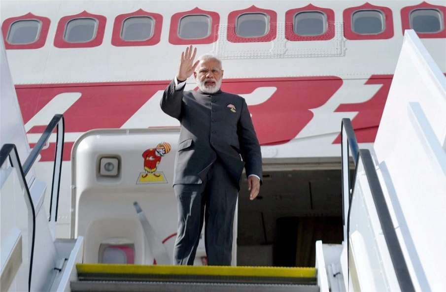 Narendra Modi leaves for India after informal summit with Xi in China- India TV Hindi
