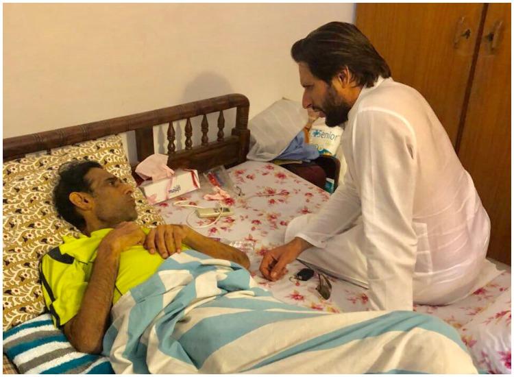 मंसूर अहमद और शाहिद...- India TV Hindi