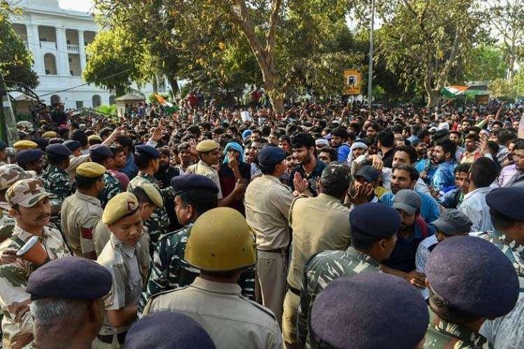 Protesters- India TV Hindi