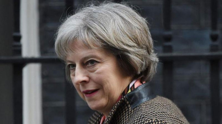 Theresa May defends Britain's role in Syria strike, says attack was successful | AP- India TV Hindi