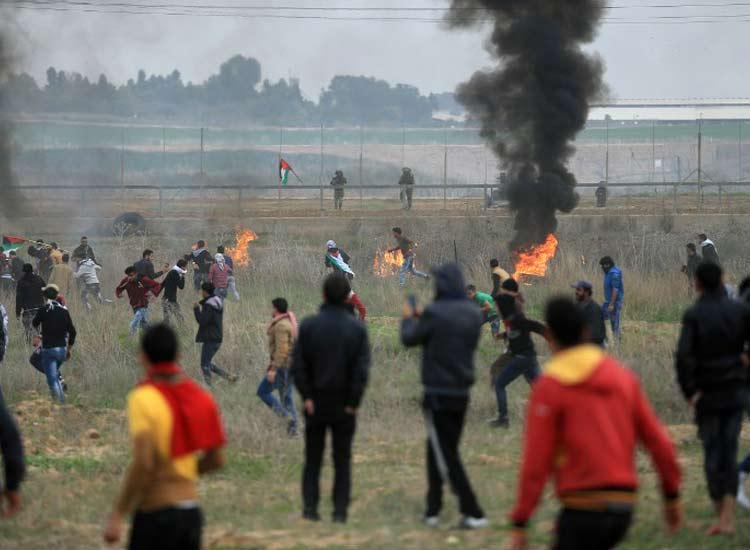 Arab Parliament slams Israeli killing of Palestinian...- India TV Hindi
