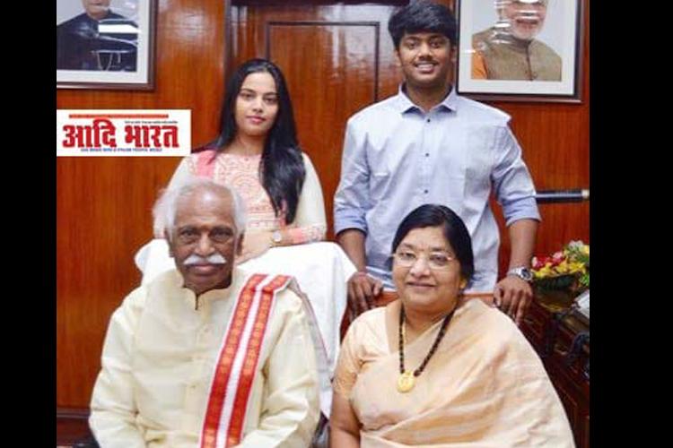 BJP MP Bandaru Dattatreya's son dies of heart attack- India TV Hindi