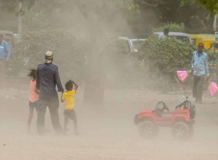 dust storm- India TV Hindi