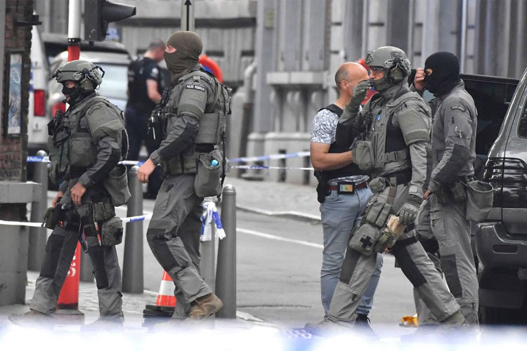 Islamic State claims responsibility for Liege terror attack by Benjamin Herman | AP- India TV Hindi