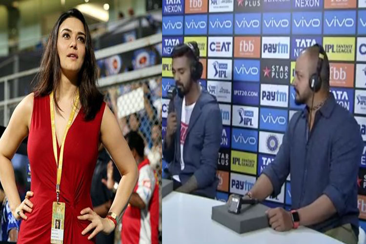 Priety Zinta, KL Rahul- India TV Hindi