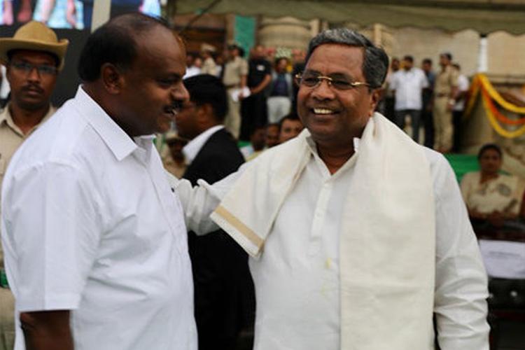 Kumaraswamy to face floor test today; BJP fields nominee for Speaker's post- India TV Hindi