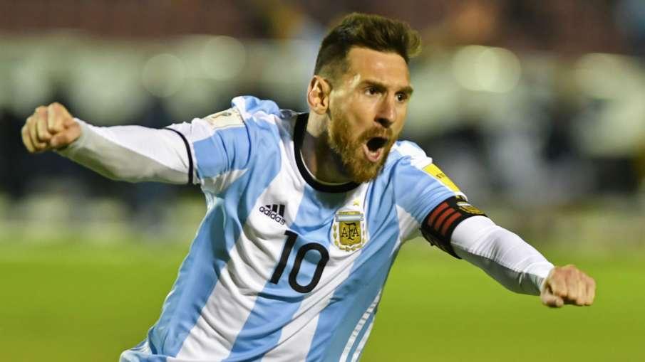 Lionel Messi - India TV Hindi