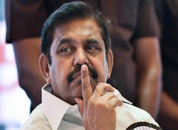Tamil Nadu CM K Palaniswami- India TV Hindi