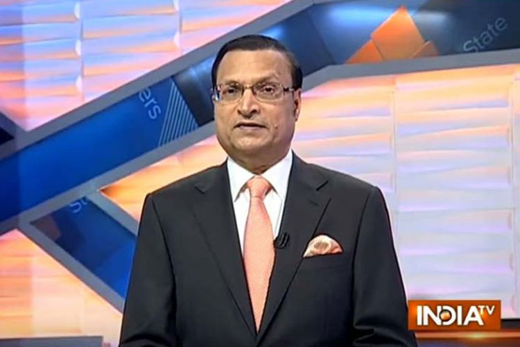 India TV Chairman Rajat Sharma- India TV Hindi