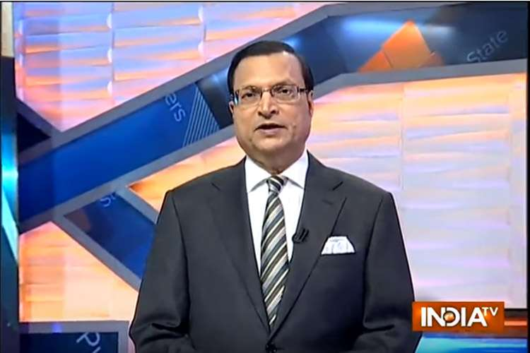 RAJAT SHARMA BLOG: There is nothing wrong in Pranab Mukherjee attending RSS event - India TV Hindi