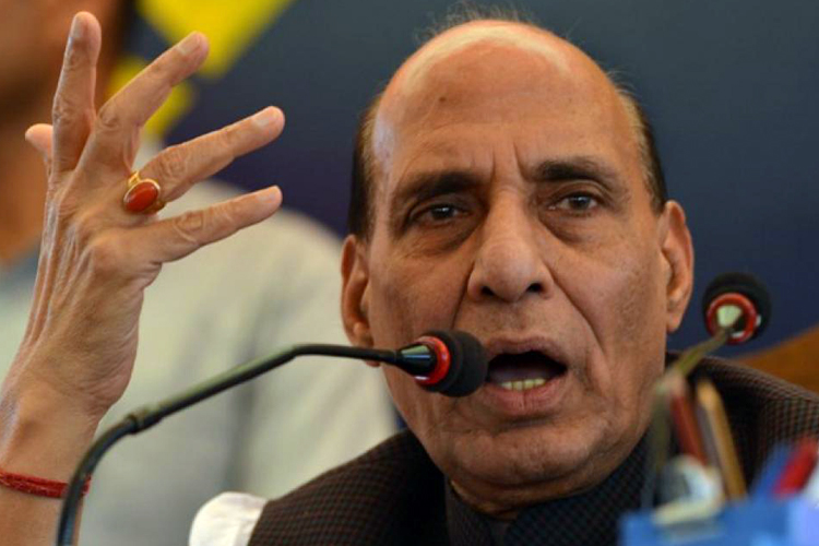 It was 'suspension of operation' and not ceasefire during Ramzaan, says Rajnath Singh- India TV Hindi