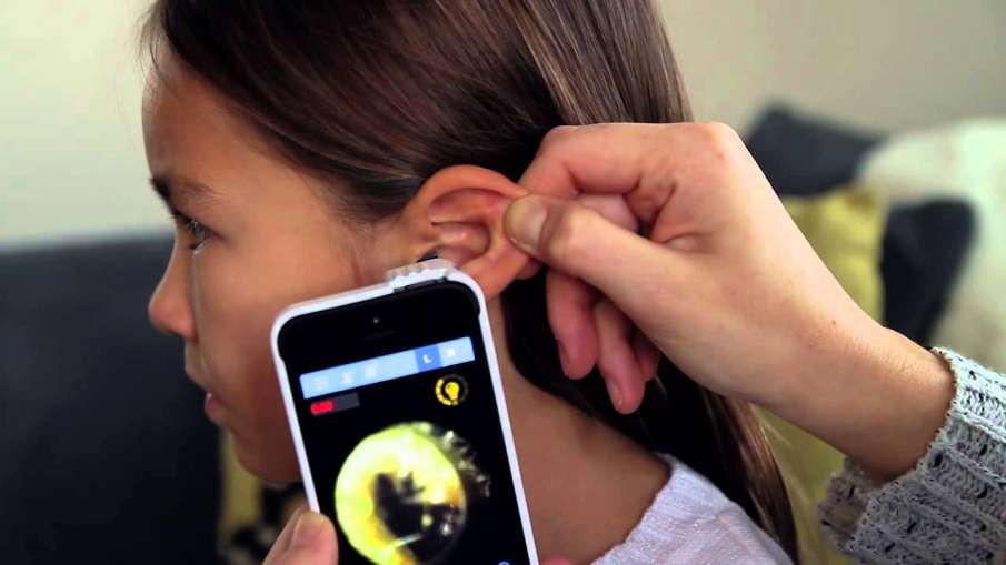 Using smartphones and the cloud to diagnose ear infections- India TV Hindi